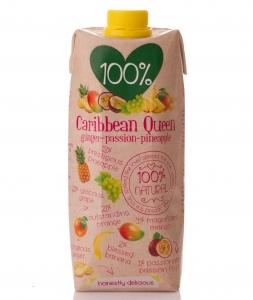 100% Caribbean Queen