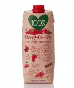 100% Cherry-Oh-Baby