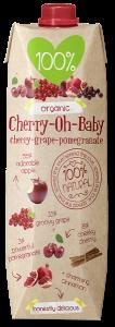 100% Cherry-Oh-Baby ORGANIC