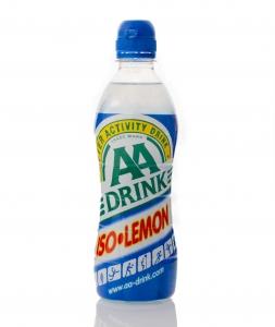 AA-DRINK Iso Lemon