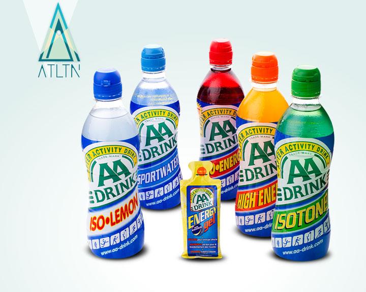 Nowy energy gel w ofercie napojów izotonicznych AA Drink